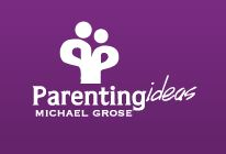 Michael Grose's Parenting ideas logo.